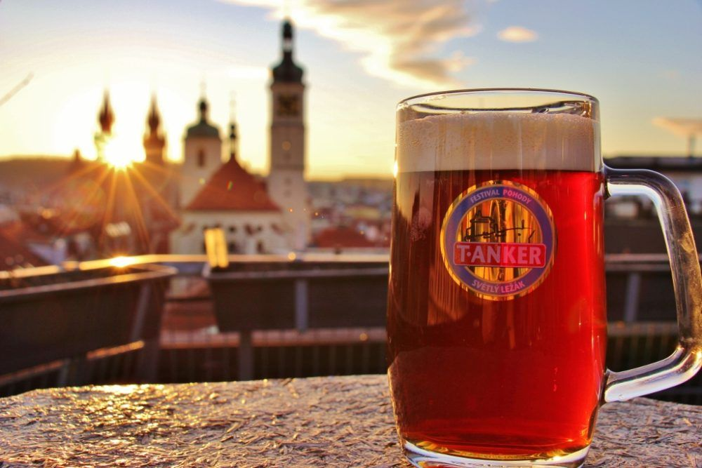 16 Places to Drink Craft Beer in Prague, Czech Republic - Jetsetting Fools  | Czech beer, Prague, Beer